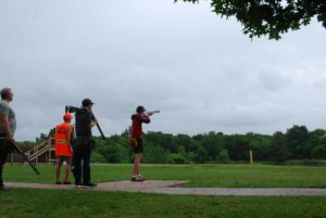 HW Range and Training Skeet range